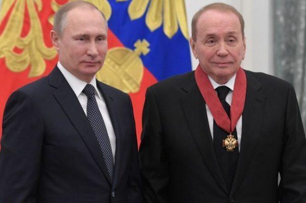 С Владимиром Путиным
