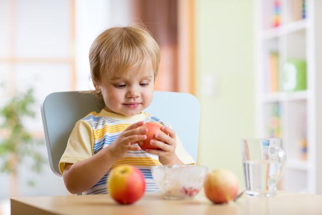 Питание ребенка с 1 года до 2 лет