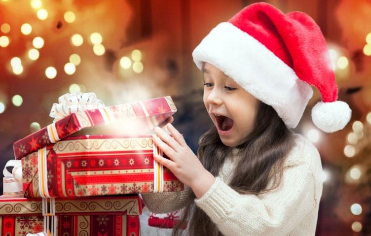 Что подарить дочке на Новый год 2018: идеи подарков DIWIS
