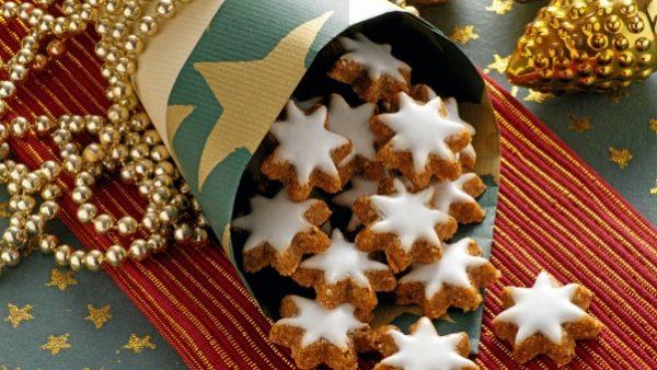 Шведское печенье на Новый год