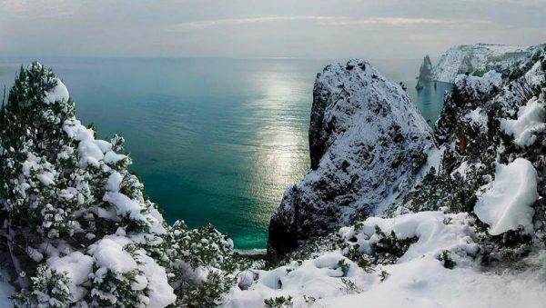 Незабываемые зимние пейзажи