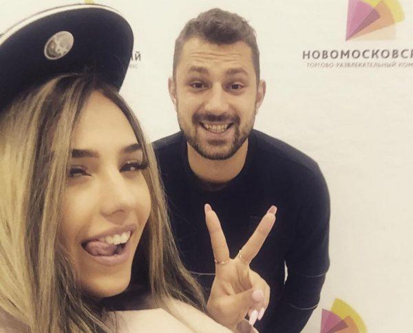Никита Кузнецов и Дарина Маркина