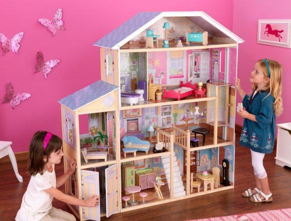 Кукольный дом для дочери