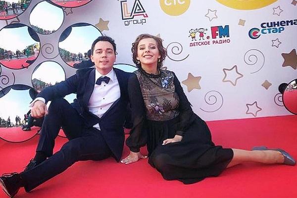 Лиза Арзамасова и Родион Газманов