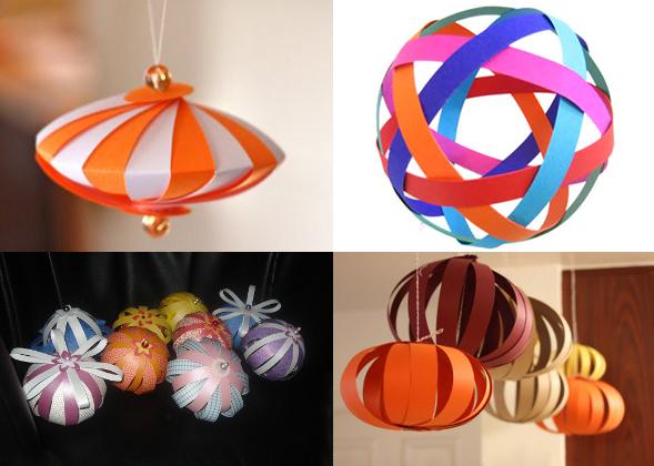 eshhe-odna-ideya Как сделать шарик из бумаги своими руками? Бумажные шары на Новый год