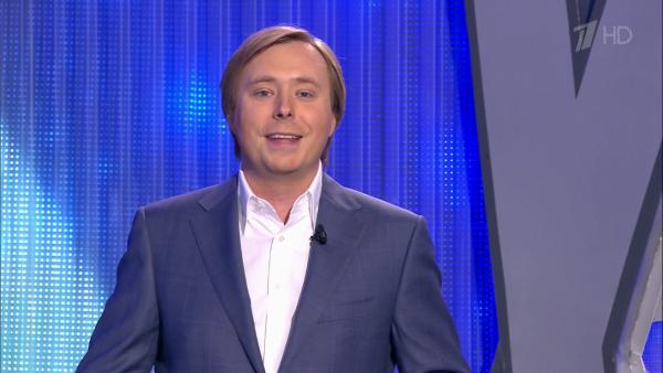 Ведущий Премьер лиги А. А. Масляков