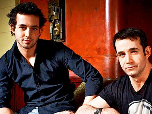 Дмитрий и Даниил Певцовы