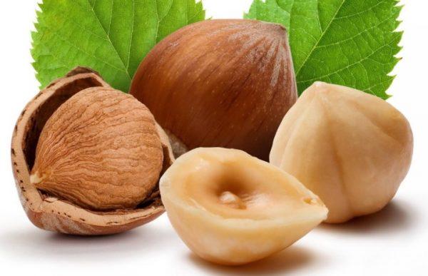 В орехах содержатся макроэлементы полезные для мужского здоровья