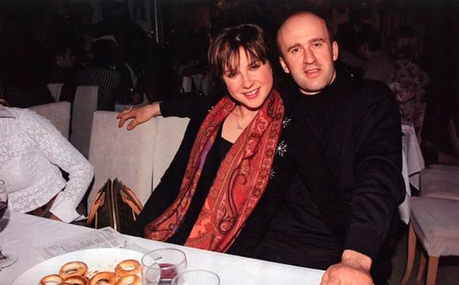 Ирина с мужем