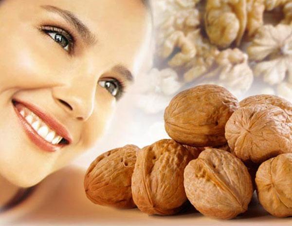 Польза грецкого ореха для красоты и здоровья