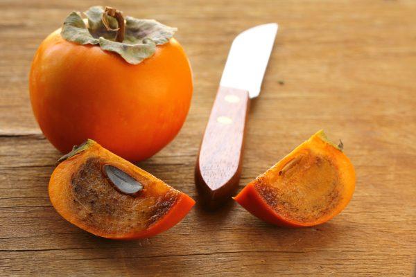 В хурме содержится большое количество витаминов