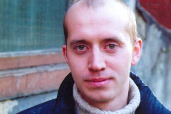 Сергей Бурунов в молодости