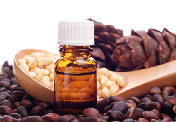 В кедровом масле содержится большое количество витаминов