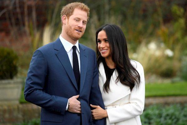 Меган очень счастлива в отношениях с принцем Гарри