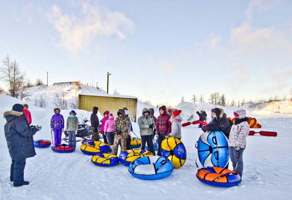 Новый год в Карелии - это праздник для взрослых и детей