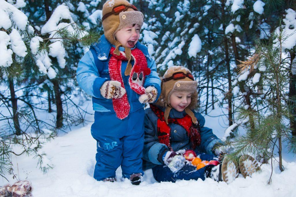 Новый год в Карелии - это праздник не только для взрослых, но и для детей