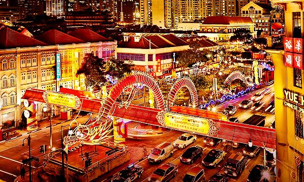 Каждый Новый год в Китае встречают с большой роскошью