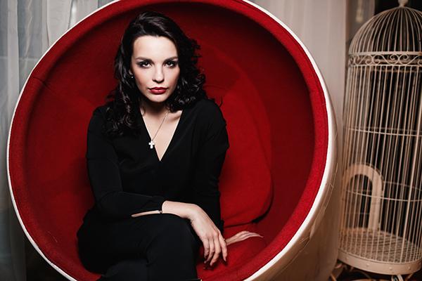 Актриса Ксения Лукьянчикова