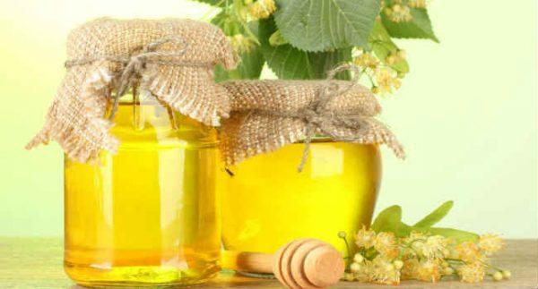 Вкусный и полезный липовый мед
