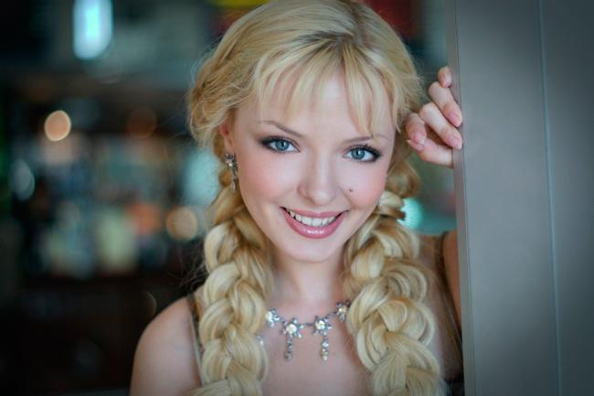 Марина Орлова училась в музыкальной школе