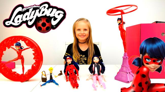 Девочкам кукла «Леди Баг»