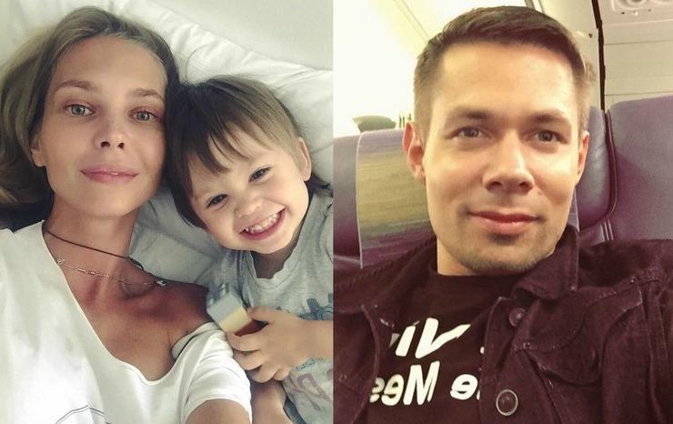 Стас Пьеха и его семья