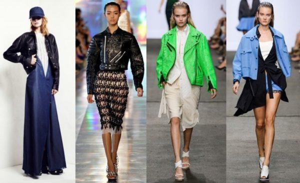 Самые модные женские куртки