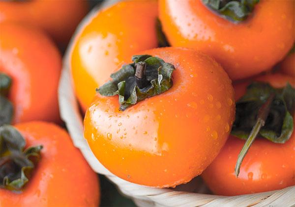 Полезный фрукт хурма