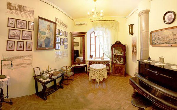 Культурный дом Цветаевой