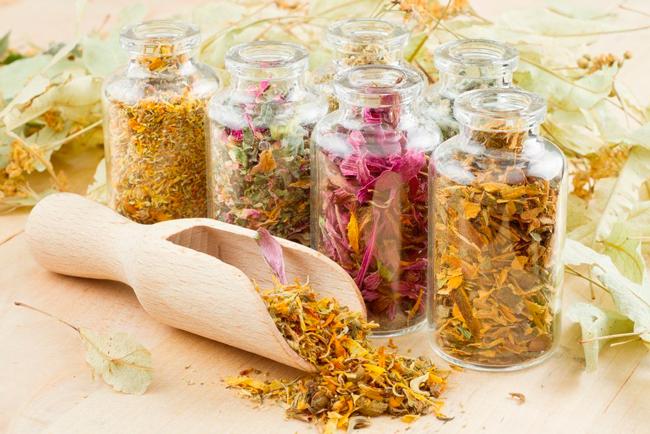 Приготовление данных трав строго по рецепту