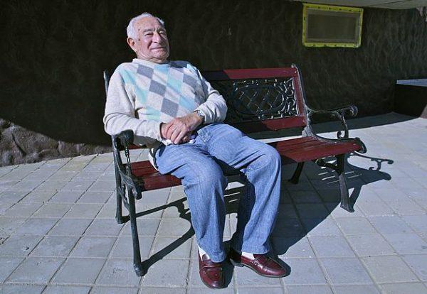 Георгий Натансон скончался в своей квартире в кругу семьи