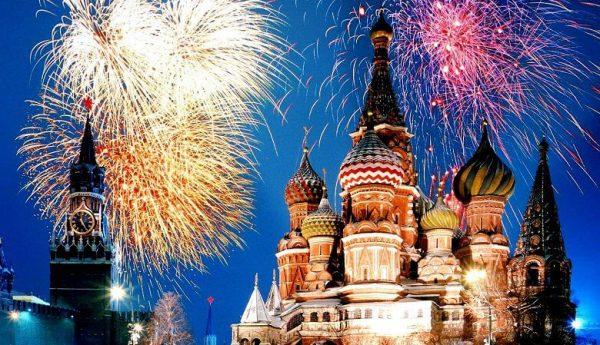 Куда сходить на Новый год в Москве