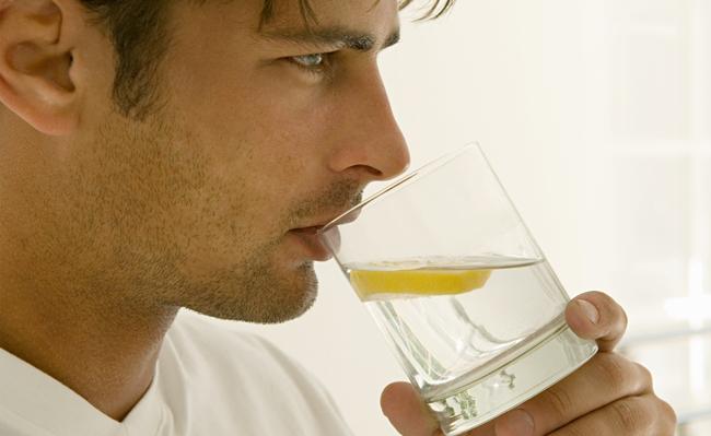 Лимонная кислота позволит прийти в себя на время