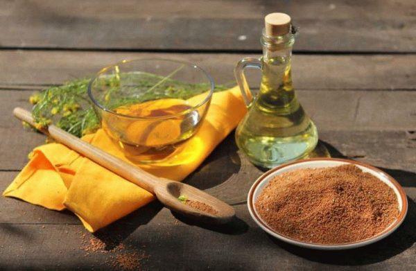 Масло из рапса поможет поднять иммунитет
