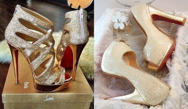 Модная нарядная обувь
