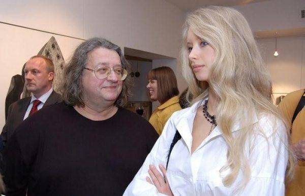 А. Градский с Мариной Коташенко