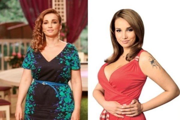 Анфиса Чехова фото до и после похудения