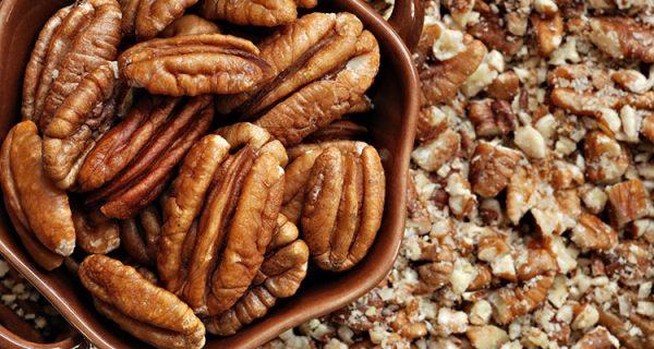 Масло ореха пекан очень полезно для здоровья
