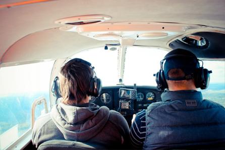 Урок пилотажа