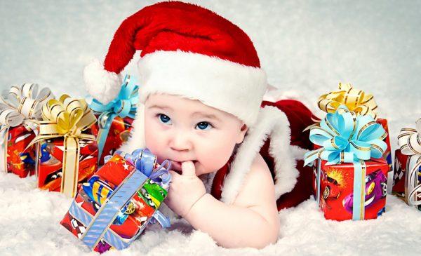 Варианты подарков для самых маленьких