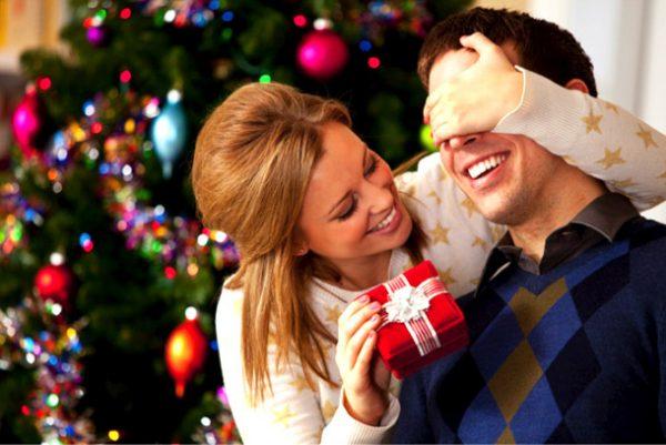 Новогодний сюрприз для любимого мужчины