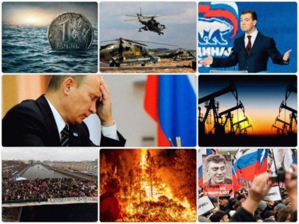 Россия в мире в 2018 году