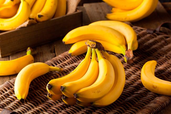 В меню спортсмены обязательно добавляют банан