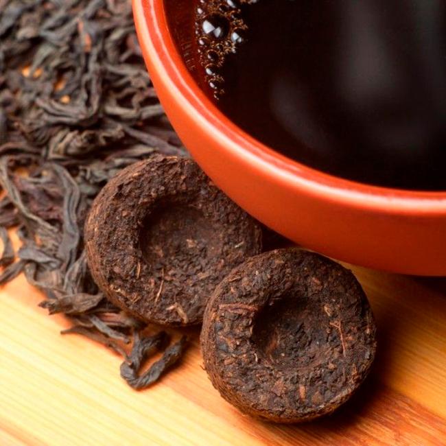 Чай пэур улучшает память и внимание