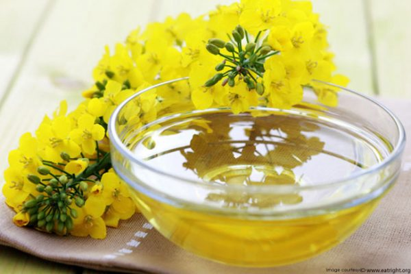 Рапсовое масло широко используется в косметологии