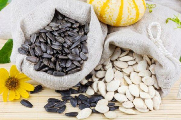 Польза семечек при грудном вскармливании