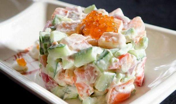 Какой салат на Новый год лучше приготовить