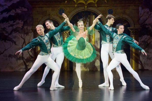 Год большого балета