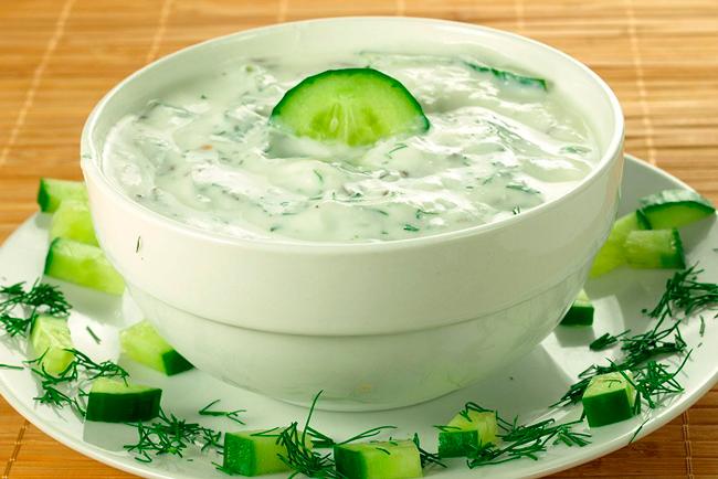Йогуртовый соус