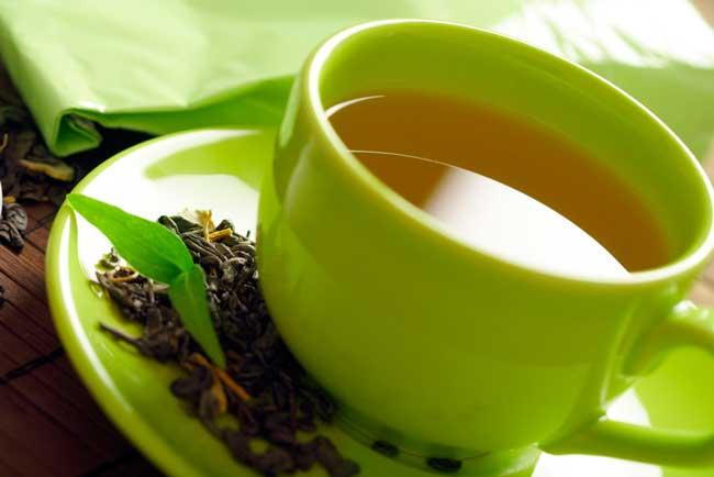 Необходимо будет пить зеленый чай при японской диете